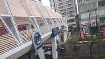 Menjajal JPO Selamat Datang di Margonda yang Jadi Ikon Kota Depok