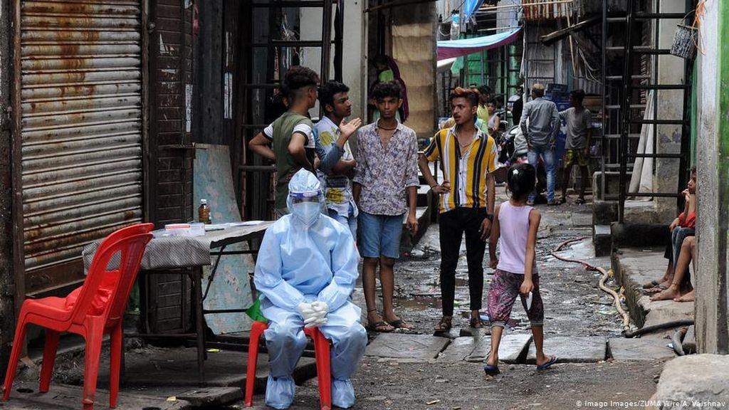 Pandemi Corona di Negara Anak Benua Makin Gawat Tiap Hari