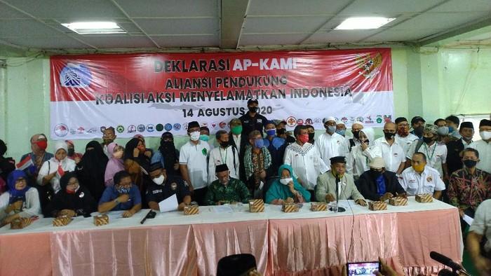 Aliansi Pendukung-Koalisi Aksi Menyelamatkan Indonesia (AP-KAMI).