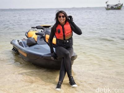 Anindya Putri dan Jet Ski: Hobi yang Mendulang Prestasi