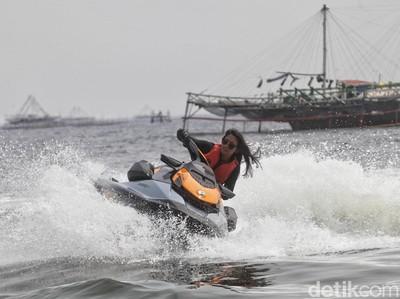 Bangga! Jet Ski Indonesia Peringkat Satu Dunia Lho