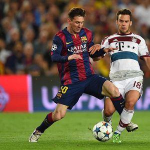 Barcelona Vs Bayern: Los Cules Inferior di Hadapan Die Roten