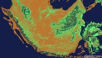 Bukan Kekaisaran Sunda, yang Diakui Dunia Cuma Sundaland