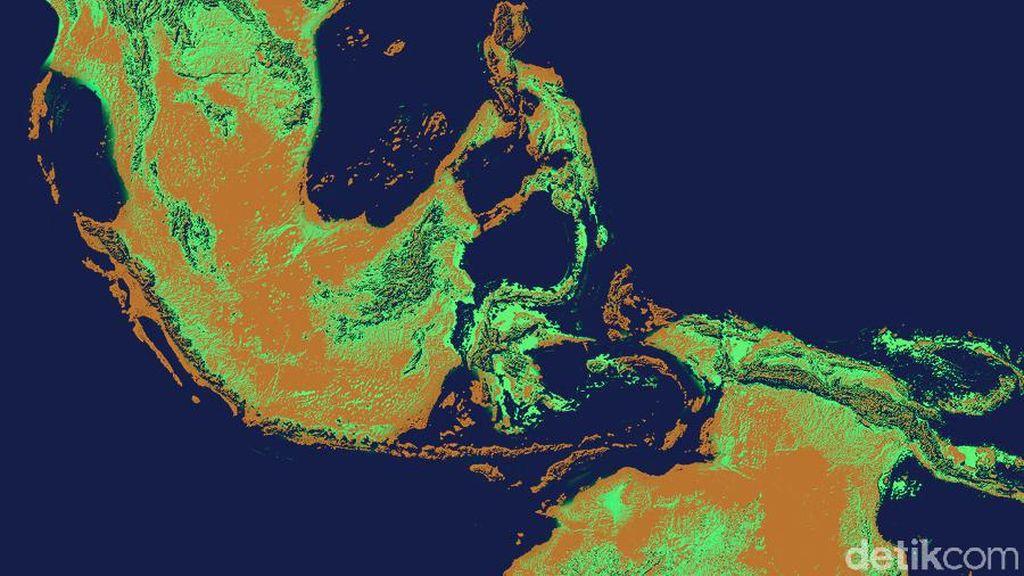 Ilmuwan Yakin Ada Fosil di Benua Sundaland yang Tenggelam