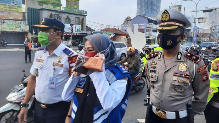 BPTJ Dukung Kanalisasi di Jalan Margonda Depok: Senin Diterapkan