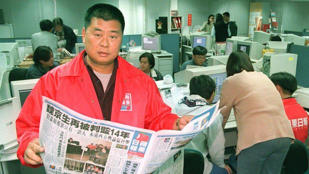 Kisah di Balik Apple Daily, Koran Hong Kong yang Dijerat UU Keamanan Baru
