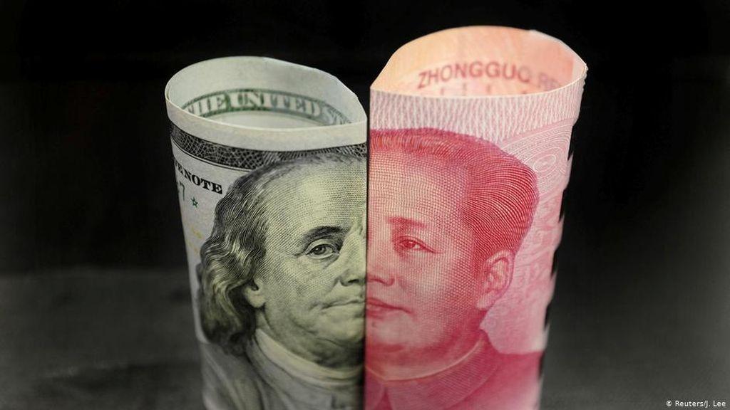 China Diminta Bersiap Diusir dari Rejim Dolar AS