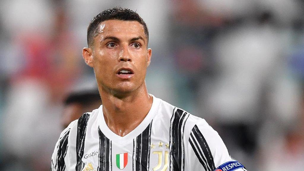 Ronaldo Dikabarkan Tak Mau Tinggalkan Juventus