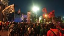 Polisi Amankan Sejumlah Orang yang Hendak Rusuh Saat Demo di Depan DPR