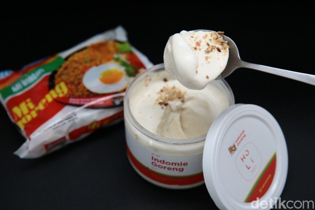 Es Krim Indomie Goreng hingga Soda Badak