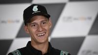 MotoGP Austria 2020: Hujan atau Tidak? Ini Kata Fabio Quartararo