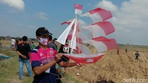 Keren, Ada Festival Layang-layang Kemerdekaan Indonesia di Jepara