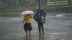 Waspada Hujan Disertai Petir di Kepulauan Seribu-Jakpus Siang atau Malam Nanti