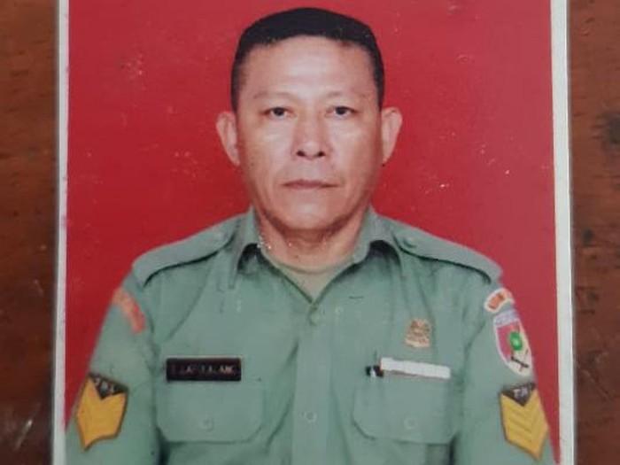 Jasad purnawirawan TNI ditemukan di dekat jurang di Poso.