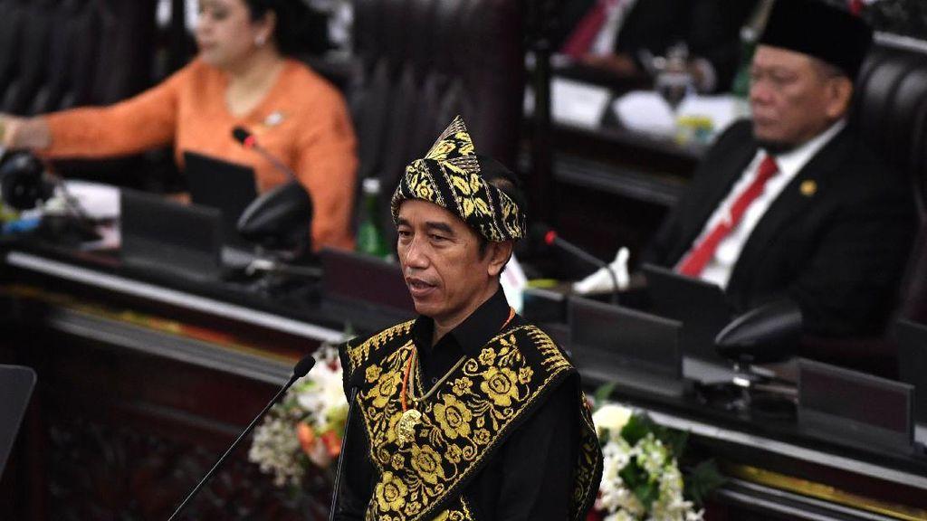 Jokowi Kucurkan Rp 110,2 T Untuk Masyarakat Menengah ke Bawah