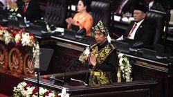 Video Beda Gaya Jokowi dari Tahun ke Tahun di Sidang Tahunan MPR