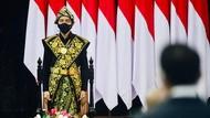 Pidato Lengkap Jokowi di Sidang MPR-DPR-DPD: Saatnya Bajak Momentum Krisis