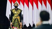 Jokowi: Kita Kembangkan Food Estate di Kalteng dan Sumut