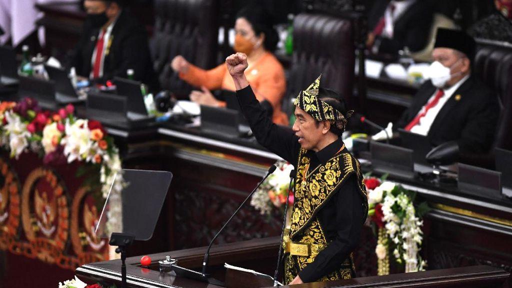 Jokowi Anggarkan Rp 14,4 Triliun untuk Sektor Wisata Tahun 2020