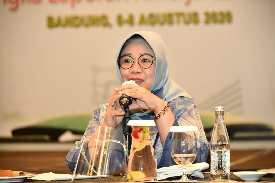 Kabiro Humas Setjen MPR Siti Fauziah