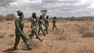 Potret Wanita Tangguh Penjaga Margasatwa di Kenya