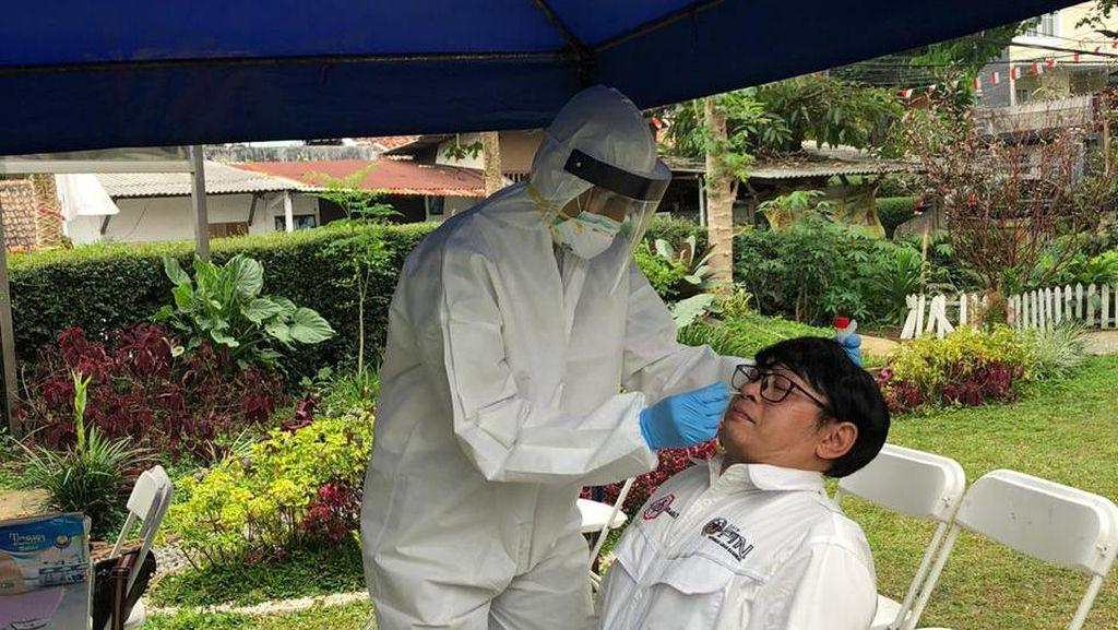 Anggota IDI Jabar Jadi Relawan Uji Klinis Vaksin Corona Sinovac
