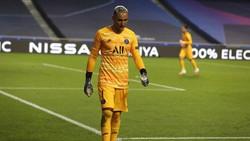 Leipzig VS PSG: Keylor Navas Terancam Absen