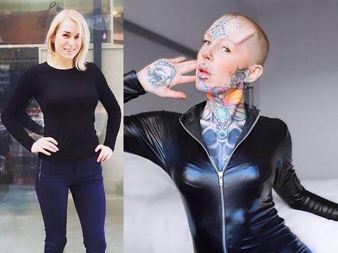 Lina L, manusia robot