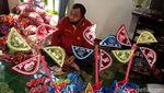 Menengok Kerajinan Mainan Kitiran yang Tembus Pasar Malaysia