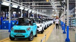 Mobil Listrik China, Today Sunshine Bakal Setrum Indonesia