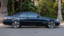 Air Jordan Terlalu Mainstream, Nih Mobil Mercedes Milik Michael Jordan Mau Dilelang