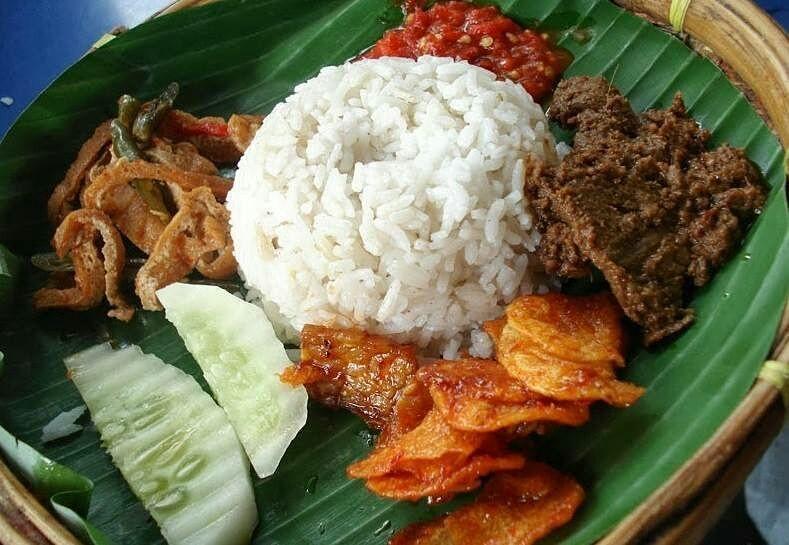 Olahan Nasi Khas Sumatera