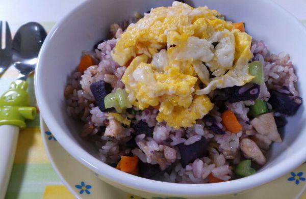 Nasi subut khas Kalimantan Timur