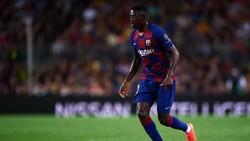 Barcelona Vs Bayern: Ada Dembele, Blaugrana Lebih Pede