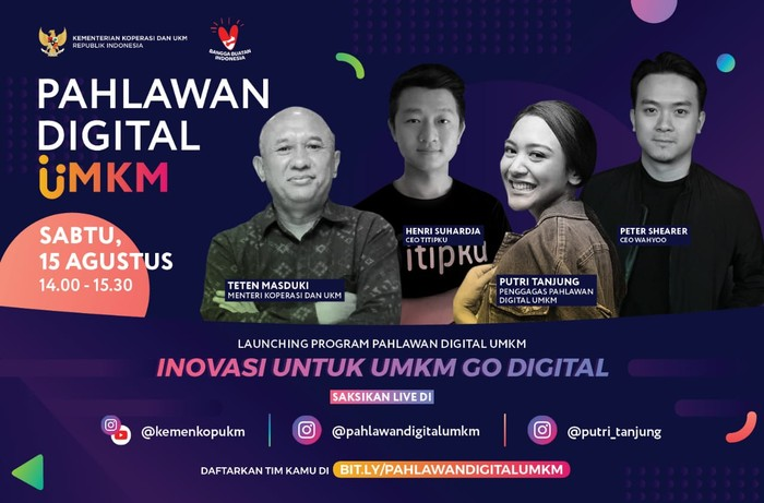 Pahlawan Digital
