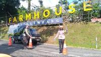 PSBB Jakarta Diperpanjang, Jumlah Wisatawan ke Lembang Turun 80%