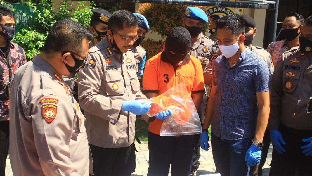 Jaksa Teliti Kasus Mahasiswi S2 Unram Dibunuh Kekasih-Jasad Digantung