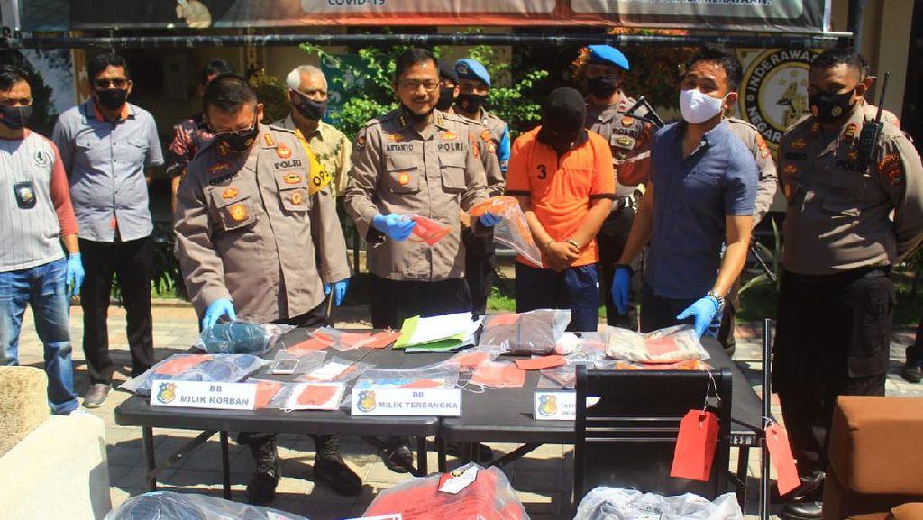 Kronologi Mahasiswi S2 Unram Dibunuh Kekasih dan Digantung di Ventilasi