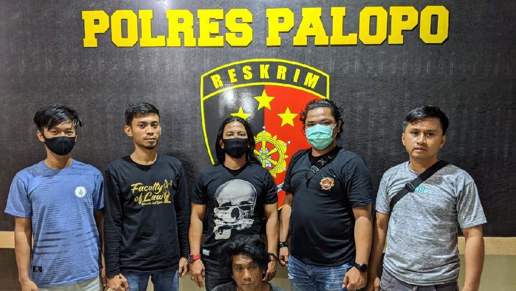 Buron Usai Curi Sapi di Palopo Sulsel, Malla Ditangkap di Sultra