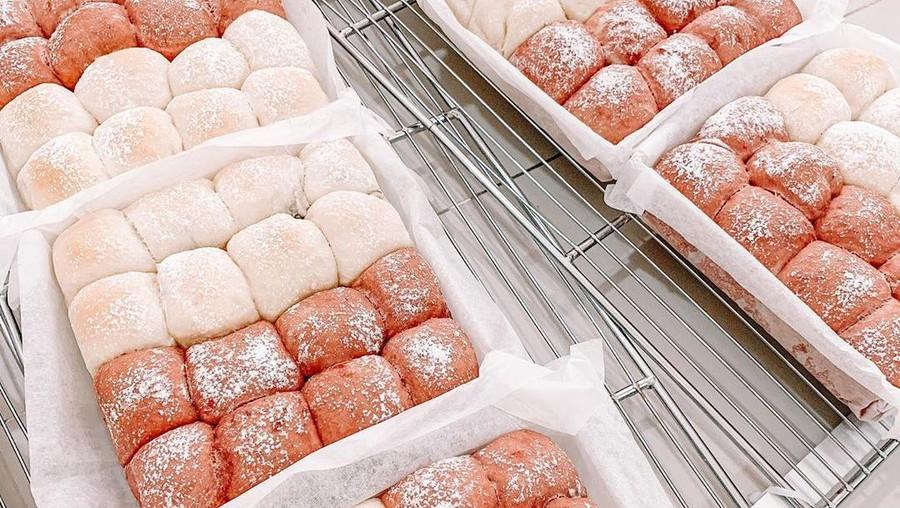 Roti Manis Kekinian
