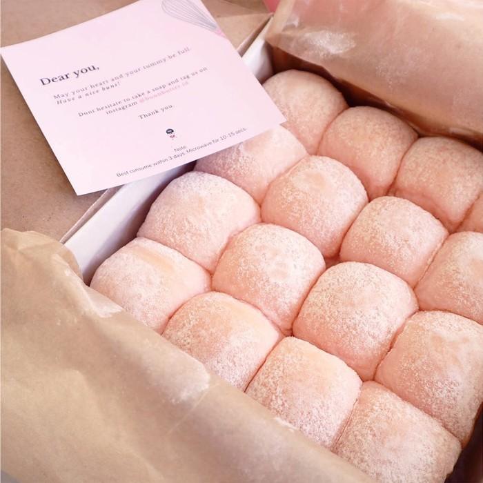 Rekomendasi Japanese milk bun