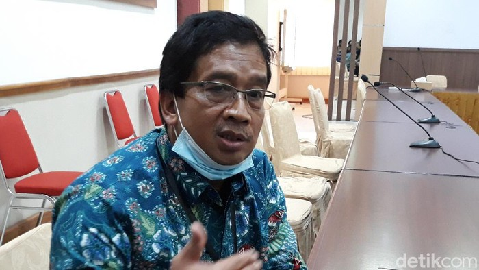 Rektor UNS Solo Jamal Wiwoho