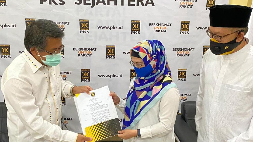 PKS Resmi Usung Putri Wapres Maruf Amin di Pilkada Tangsel