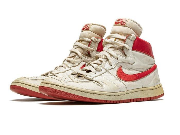 Sneakers Jadul Michael Jordan