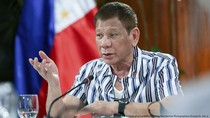 Bercanda Soal Wanita Saat Pengarahan Bencana Alam, Duterte Tuai Kecaman