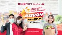 Bantu Pulihkan Ekonomi, Transmart Carrefour Hadirkan Diskon Gila-Gilaan