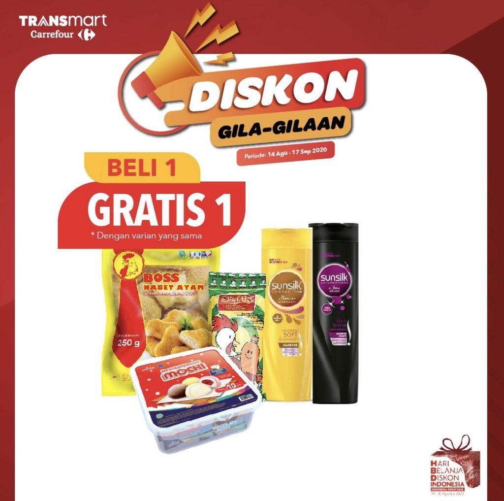 Transmart Promo