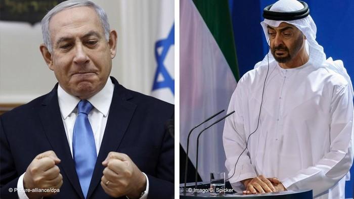UEA Akan Jadi Negara Arab Ketiga Yang Buka Hubungan Diplomatik Dengan Israel