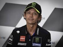 MotoGP Austria 2020: Valentino Rossi Siap jika Harus Basah-basahan?