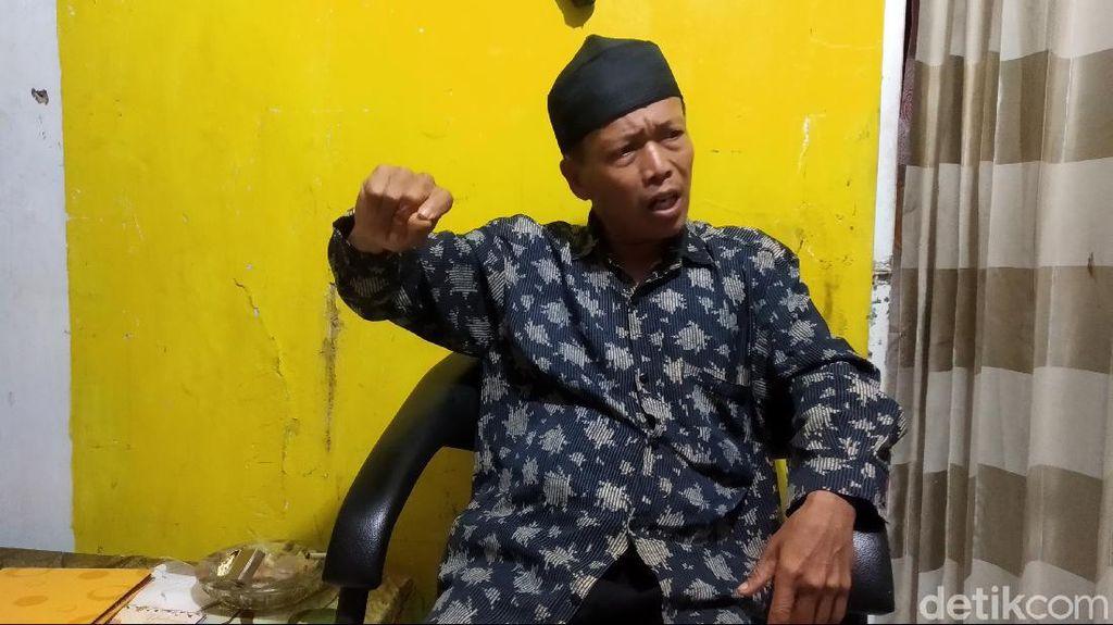 Cerita Abah Uwo soal Corona Kalongwewe dan Motif Ingin Jumpa Jokowi